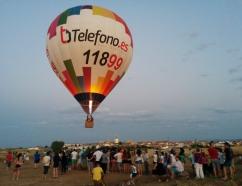 Vuelos en globo Cautivo globos.es