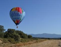 Volar en globo, experiencia única, disfrutar de un vuelo en globo