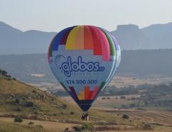 Vuela en globo aerostático sobre la ciudad de Huesca capital y sus alrededores