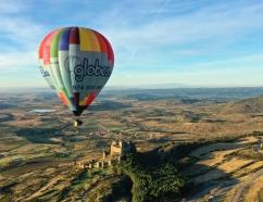 Vuela en globo sobre Loarre, una experiencia única