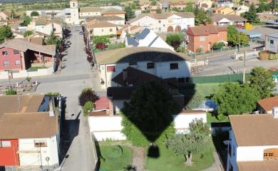 Vuelo zona Huesca