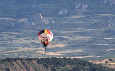 Vuelo globo aerostatico Huesca