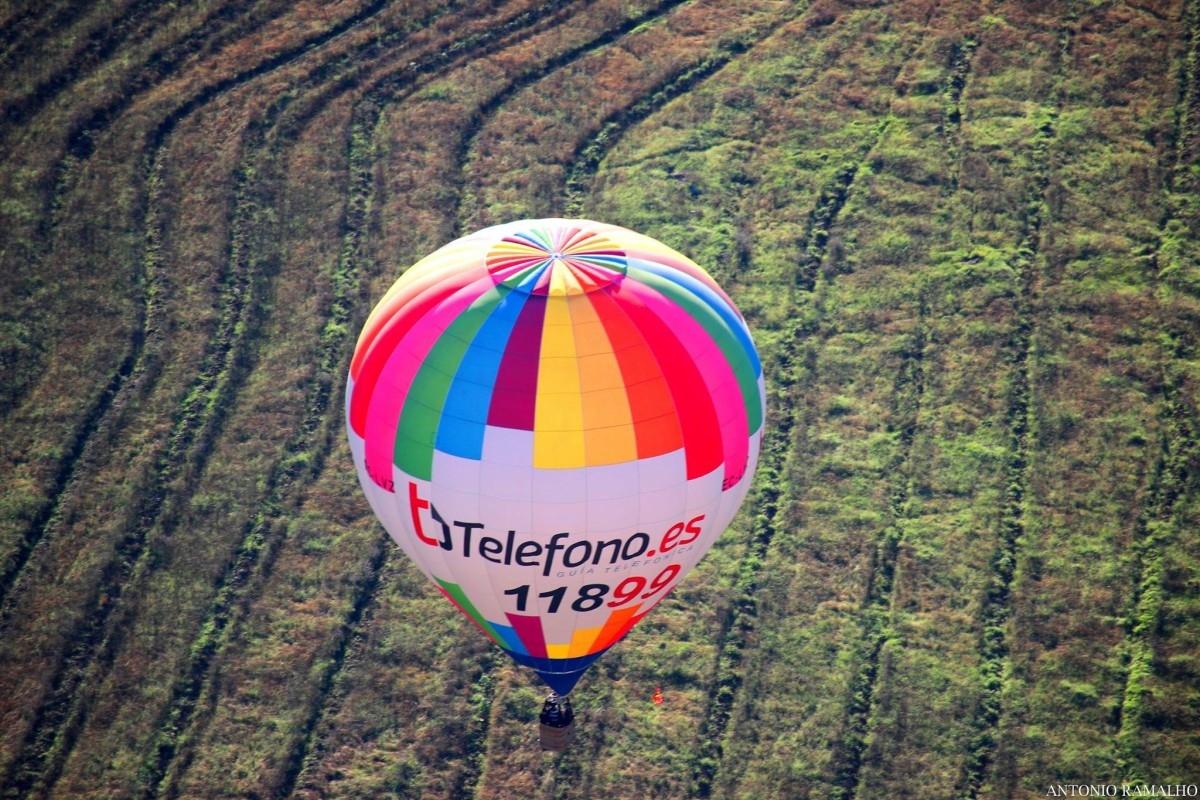 Globos.es oferta vuelos en globo por la provincia de Huesca
