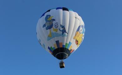 Vuelo en globo aerostático Huesca