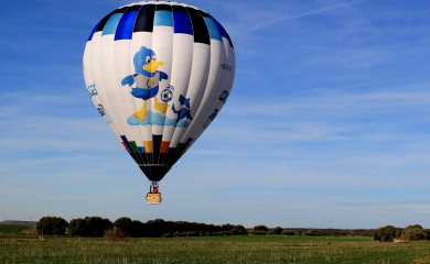 Volar en Globo Huesca Paseos en globo
