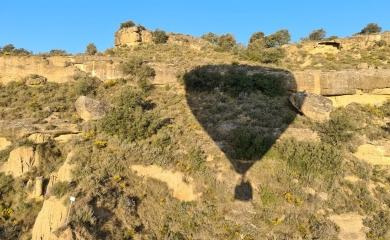 Vuelos en globo Huesca